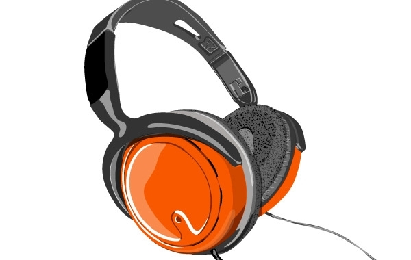 Free Free vector headsets