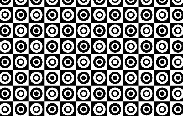 Free Vector Pattern Circle