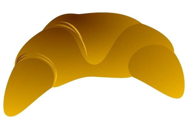 Free Croissant clip art