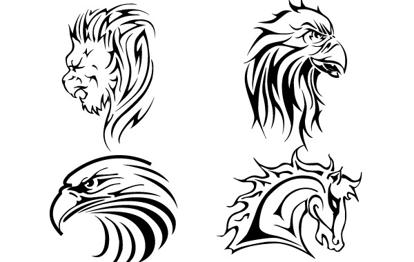 Free Tattoo Vectors