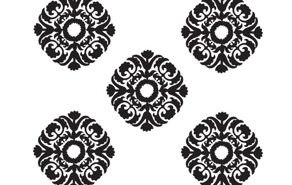 Free Free vector baroque ornament
