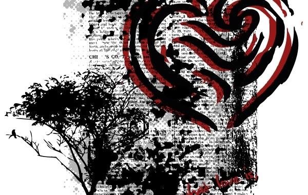 Free Grunge design