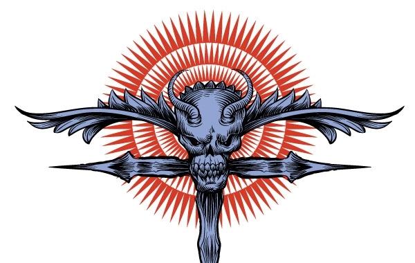 Free religius skull