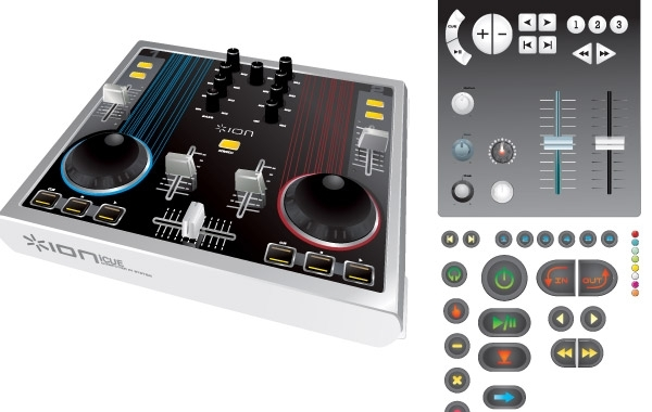 Free Mixing console