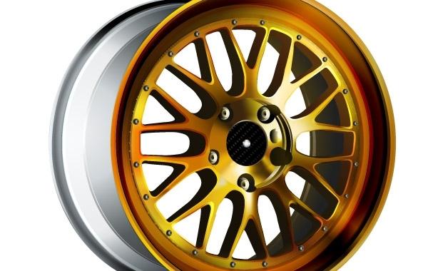 Free Gold Wheel