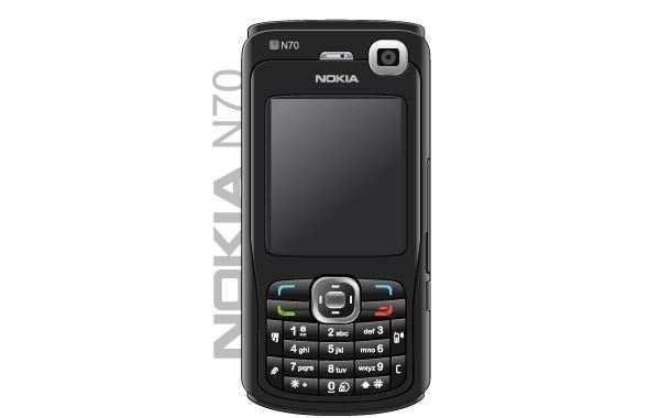 Free Nokia N70 Black Edition