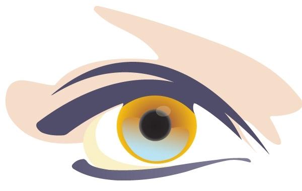Free Woman eyes 1
