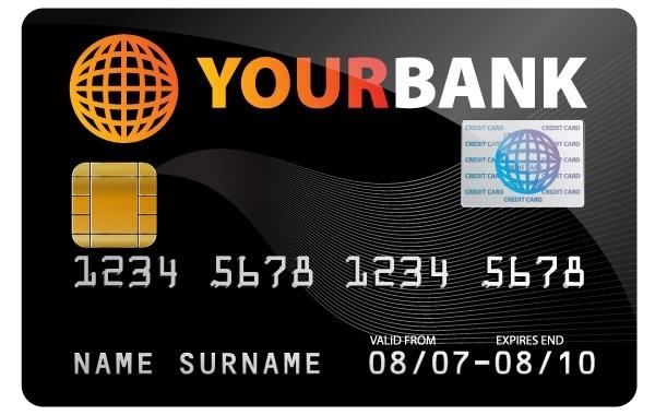 Free Credit card free vector