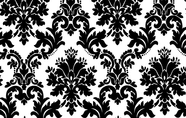 Free Seamless Floral Background Pattern