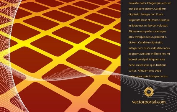Free ABSTRACT FREE VECTOR