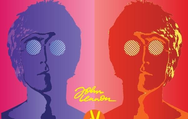 Free John Lennon Poster