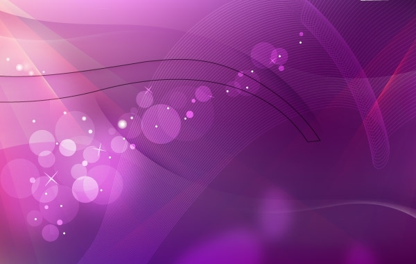Free Pink abstract wave background