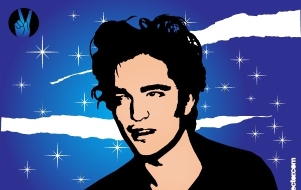 Free Pattinson Vector