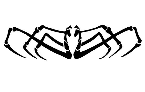 Free SPIDER VECTOR CLIP ART