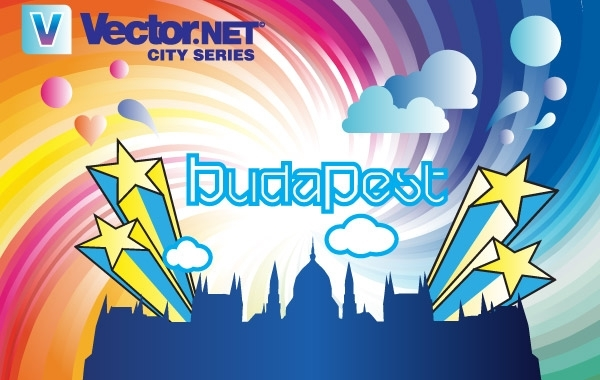 Free Budapest City Vector