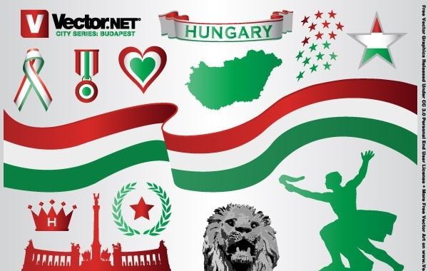 Free Budapest Vector Graphics