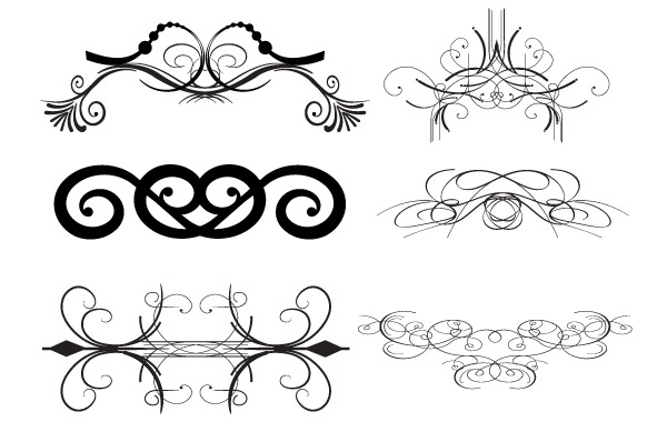Free Decorative Elements Pack