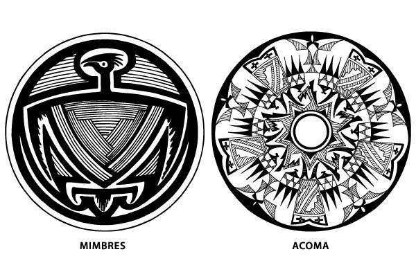 coloring pages native american pottery - photo #26