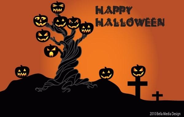 Free Halloween Tree