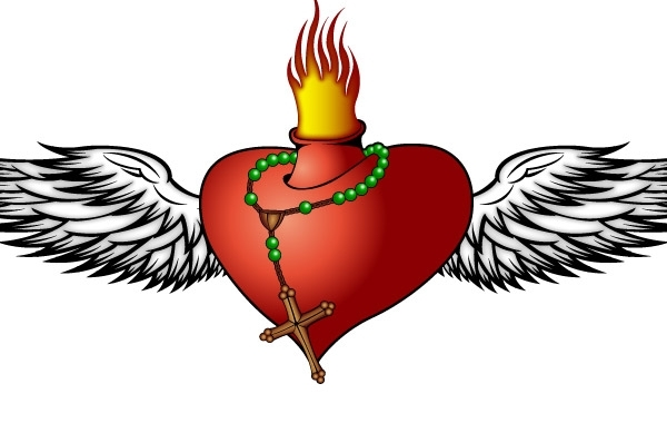Free Burning Heart