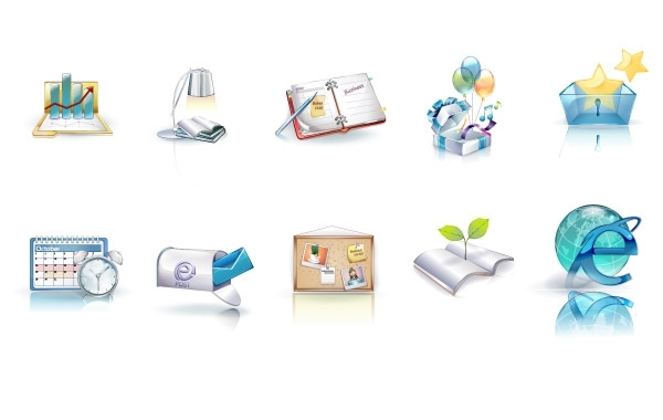 Free Business Icons 3