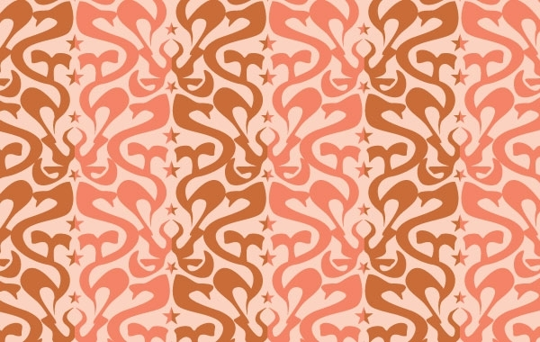 Free Vectors: REDmillion pattern ONE | Web design Galway