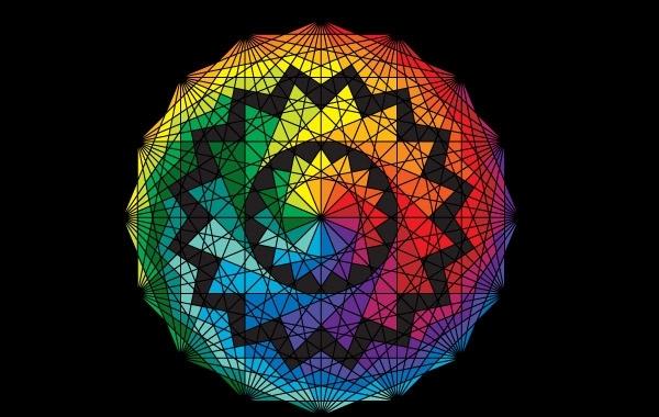 Free Geometric Design Vector
