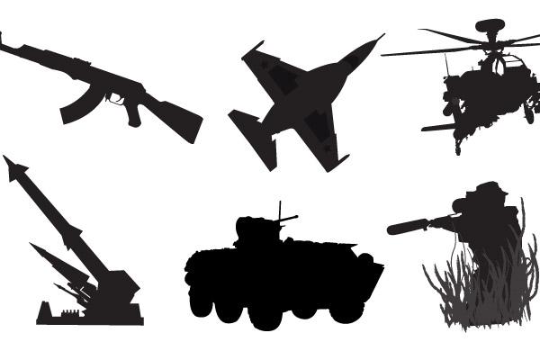 Free Military Vectors