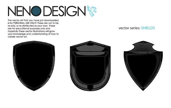 Free Heraldry shields