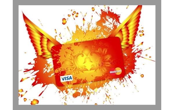 Free Credit Card Vector