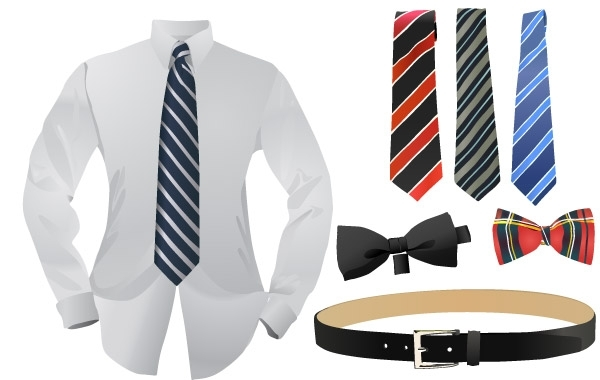 Free Set of business fashion