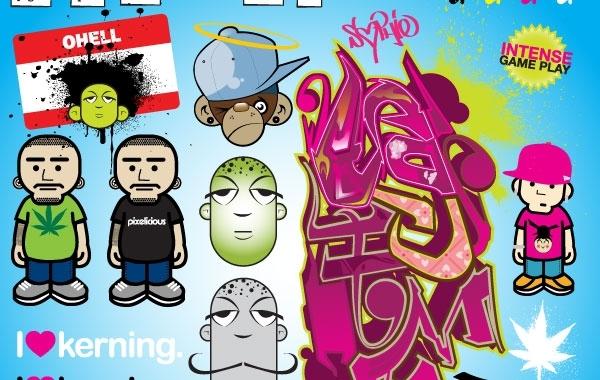 Free Graffiti vector