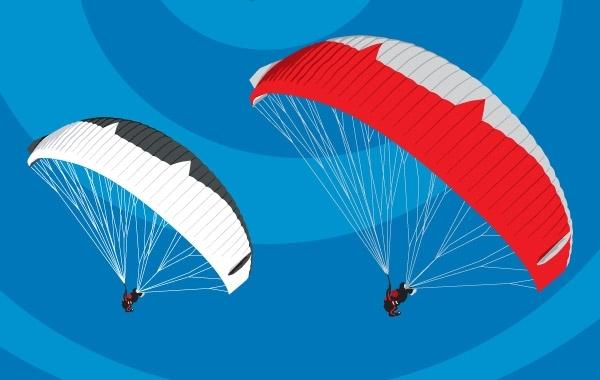 Free Paraglider