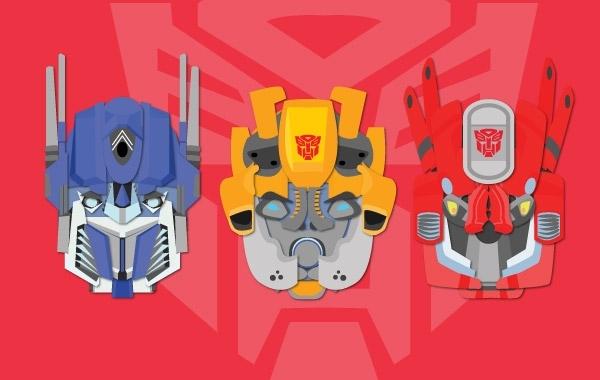 Free Transformers Icons