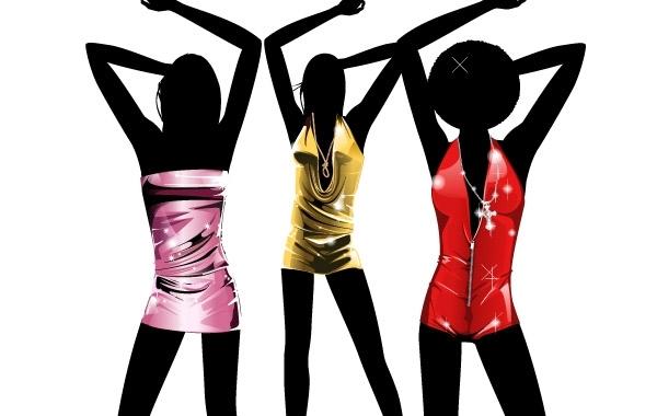 Free Fashion Graphics