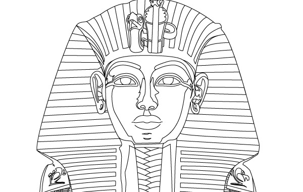 Free King Tut Vector