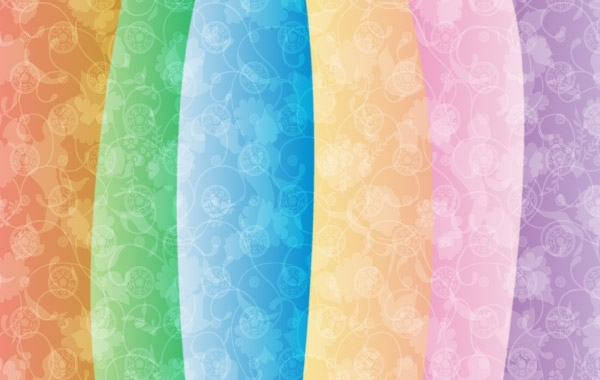 Free six color design