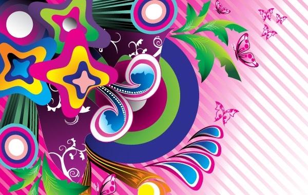 Free Wonderful Backgrounds