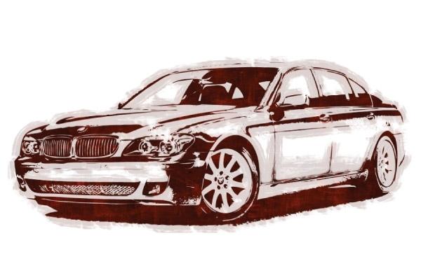 Free BMW 760Li