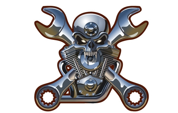 Free Motorhead Vector