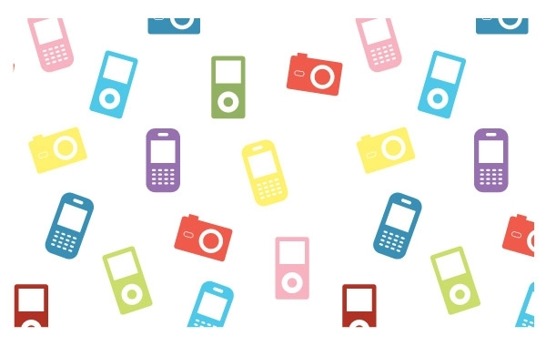 Free Electronic Devices Icons