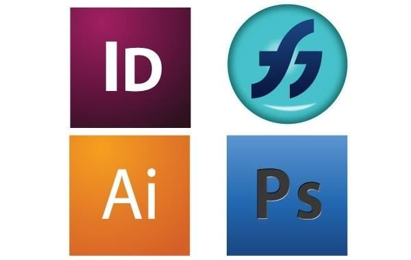 Free Adobe logo vectors