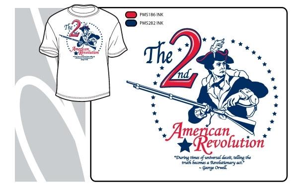 Free  2nd American Revolution
