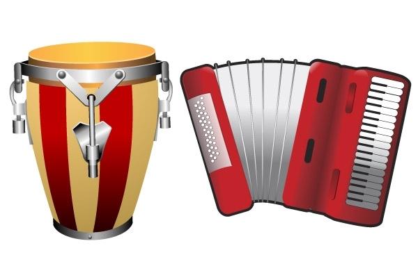 Free Vectors: Colombian music yeahhh | tanchoman