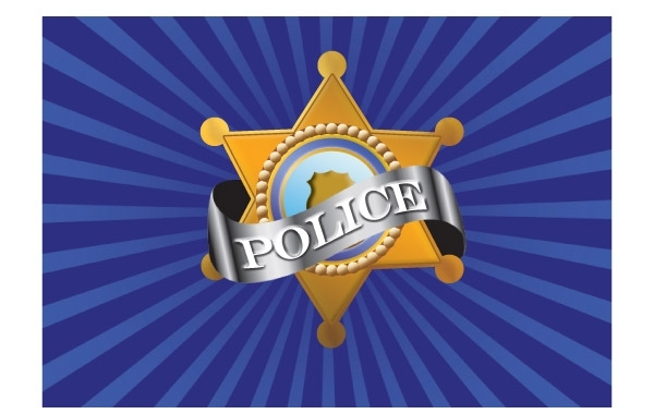 Free Vector Police Badge