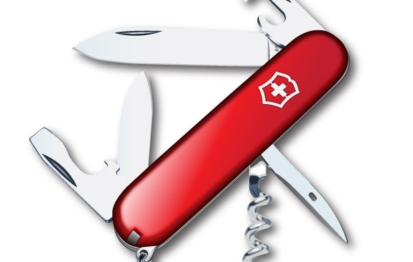 Free Vector Pocket Knife
