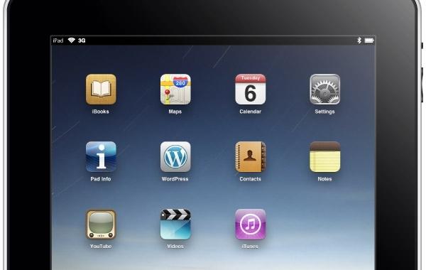 Free Vector iPad