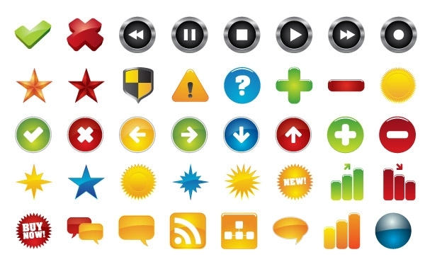 Free Vectors: Icons | freevector freeclipart