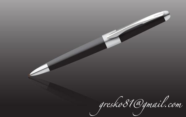 Free Black pen