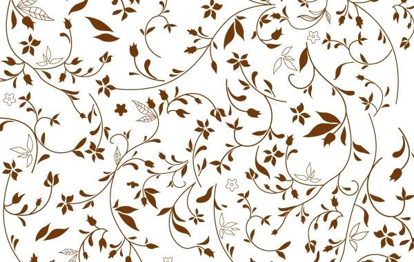 Free Free Floral Pattern